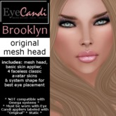 Eye Candi Original Mesh Head - Brooklyn
