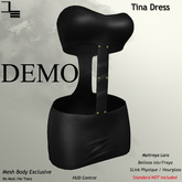 DE Designs - Tina Dress - DEMO