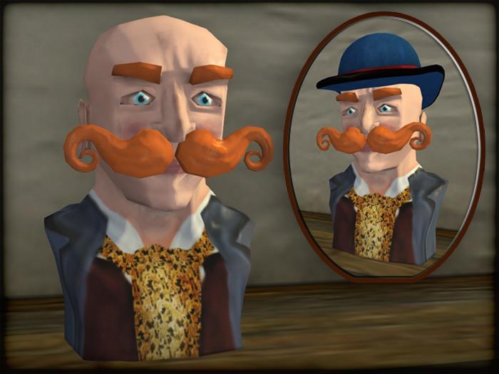 Mr Hataway - hat stand