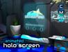 solares >> HoloScreen