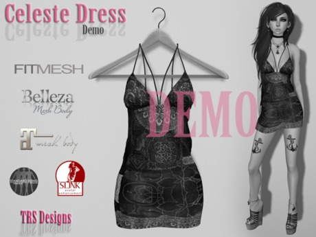 Celeste Demo