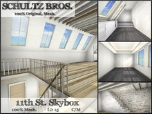 [Schultz Bros.] 11th St. Skybox [Boxed]