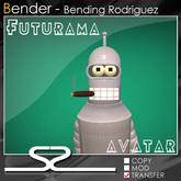 S2 - Bender Futurama - v 1.0