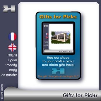 KTC Gifts for Picks