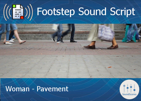 Footstep Script - Women - Pavement 1 - Copy
