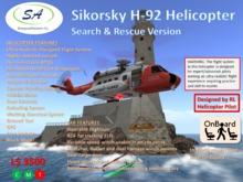 SA - Sikorsky H-92