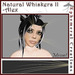 Ephemeral Neko - Natural Whiskers (Series 2) - Alex