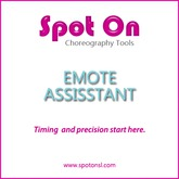 Spot On Emote Assistant
