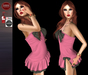 M&M-DRESS 29-PINK