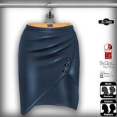 !DEMO! *IC* Maya Leather Skirt