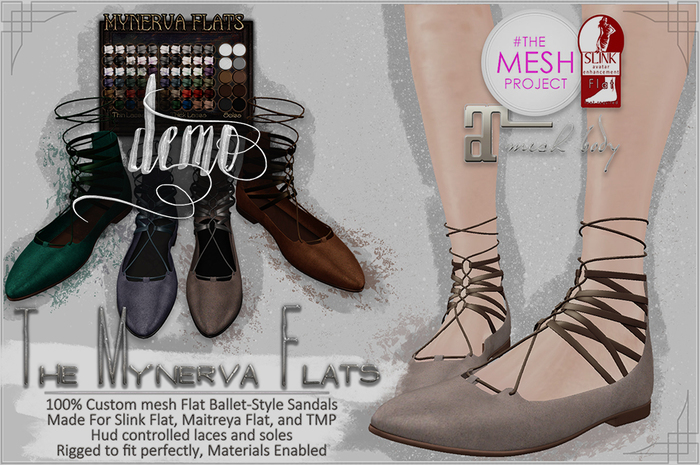 :[P]:- Demos:// The Mynerva Flats