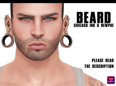 .Chicago Ink. & Newphe - Beard {OMEGA}