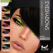 Oceane - Urban Eyeshadows 6-Pack [Classic]