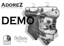 AdoreZ - Gigi Bodysuit DEMO