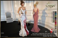 Sage- Joy Gown