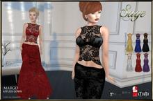 Sage- Margo Gown