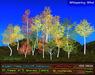 Aspen Trees: 10 mesh trees, 5 Color Seasons, Copy+Modify, Wind Animation