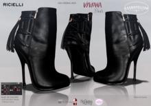 R.icielli - VIVIANA BootsHUD 20 colors Lara TMP Belleza Slink