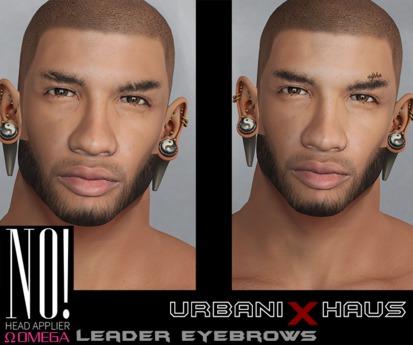 [Urbanix] NO! Leader Eyebrows OMEGA Applier