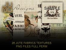 .:JUMO:. Jute Fabrics Textures