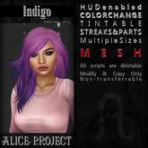 Alice Project - Indigo - Colors