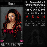 Alice Project - Oona - Mega Pack