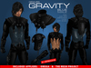 GRAVES Gravity - Blue - male + inclusive Omega, TMP appliers