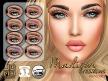 .:JUMO:. Madison Eyebrows - CATWA