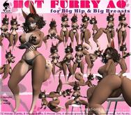 Voir - HOT FURRY AO for Big Hip & Big Breasts