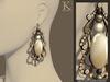 %28kunglers%29 margarita earrings pearl