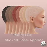 Vanity Hair:Catwa Shaved base Applier(FATPACK)