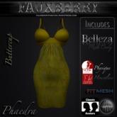 ::FAUXBERRY:: Phaedra Dress - BUTTERCUP