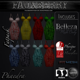 ::FAUXBERRY:: Phaedra Dress - FATPACK