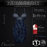 ::FAUXBERRY:: Phaedra Dress - SERENITY