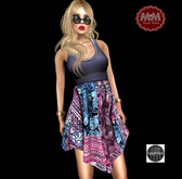 SUMMER PROMO-M&M-SUSANA SUMMER DRESS
