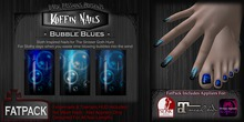 DP - Koffin Nails - FatPack - Bubble Blues (Boxed)