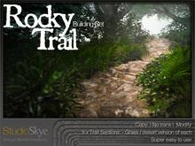 Skye Rocky Trail Building Set - 100% Mesh