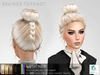 rezology Braided Topknot (mesh hair) Gift-SK - 1412 complexity