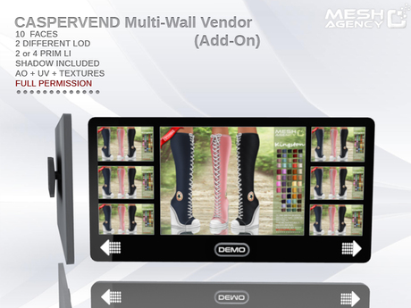 ::MA:: Caspervend MULTI WALL Vendor FULL PERM
