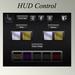 De designs arya hud control