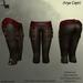 DE Designs - Arya Capri - Tan