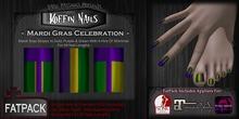 DP - Koffin Nails - FatPack - Mardi Gras Celebration (Boxed)