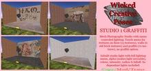 RSC WCS ~ STUDIO 1 (GRAFFITI DEMO MODEL)