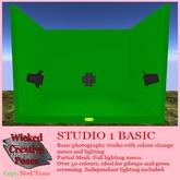 RSC WCS ~ STUDIO 1 (BASIC COLOUR CHANGE)