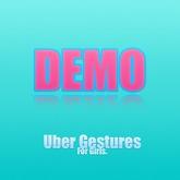 Uber Gestures for Kids: Demo