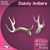 Dainty Antlers