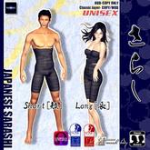 *MGSIT-STORE*SARASHI V2.1 bk