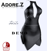 Adore.Z-Lux Dress D E M O