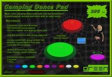●GD● Camping Dance Pads [Many options, Anti-Bot] COPYABLE