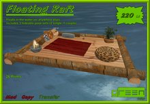●GD● Floating Raft